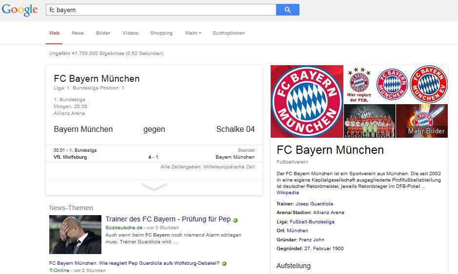 Google Suchfunktion - 18